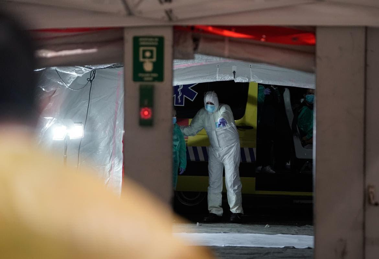 España suma 3.829 nuevos contagios en 24 horas, 1.153 en Madrid