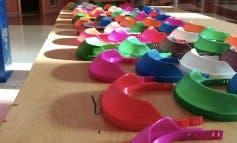 Estudiantes de Alcalá de Henares fabrican máscaras en 3D para el personal del hospital