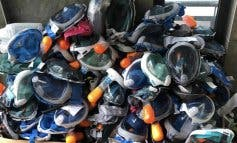 Paracuellos logra reunir 180 máscaras deDecathlon para el Hospital de Torrejón