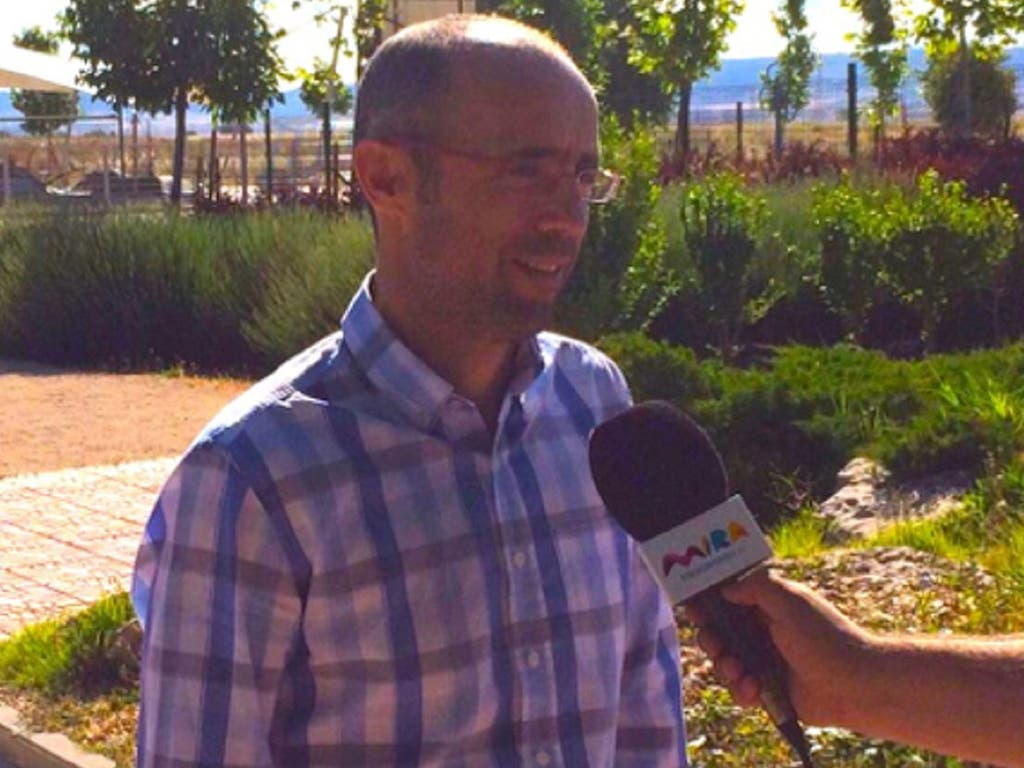 El alcalde de Meco, ingresado tras dar positivo en coronavirus