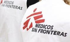 Médicos Sin Fronteras monta un hospital de campaña en Alcalá de Henares