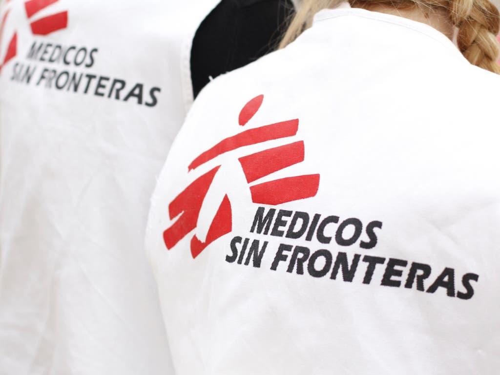 Resultado de imagen de David Noguera, presidente de MSF-España.