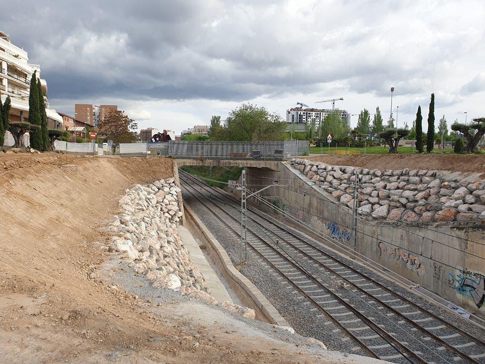 Se restablece el servicio de Metro entre Arganda del Rey y La Poveda