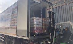 Mercadona dona al Banco de Alimentos de Guadalajara más de 3.000 kilos de alimentos