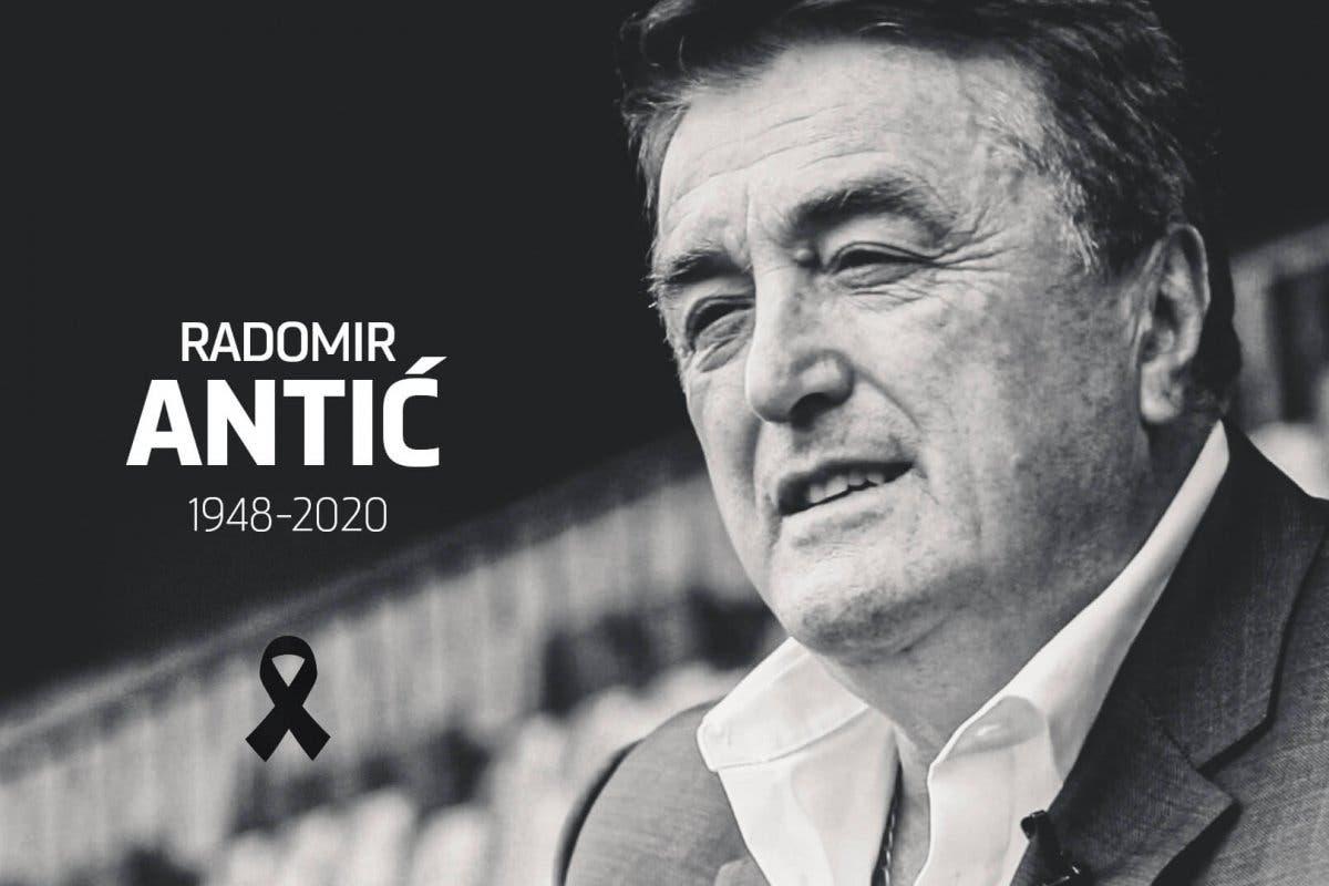 Muere en Madrid a los 71 años el exentrenador de fútbol Radomir Antic