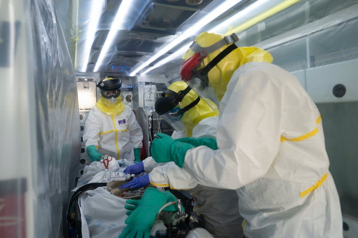 Nuevo repunte de contagios y fallecidos por coronavirus en España