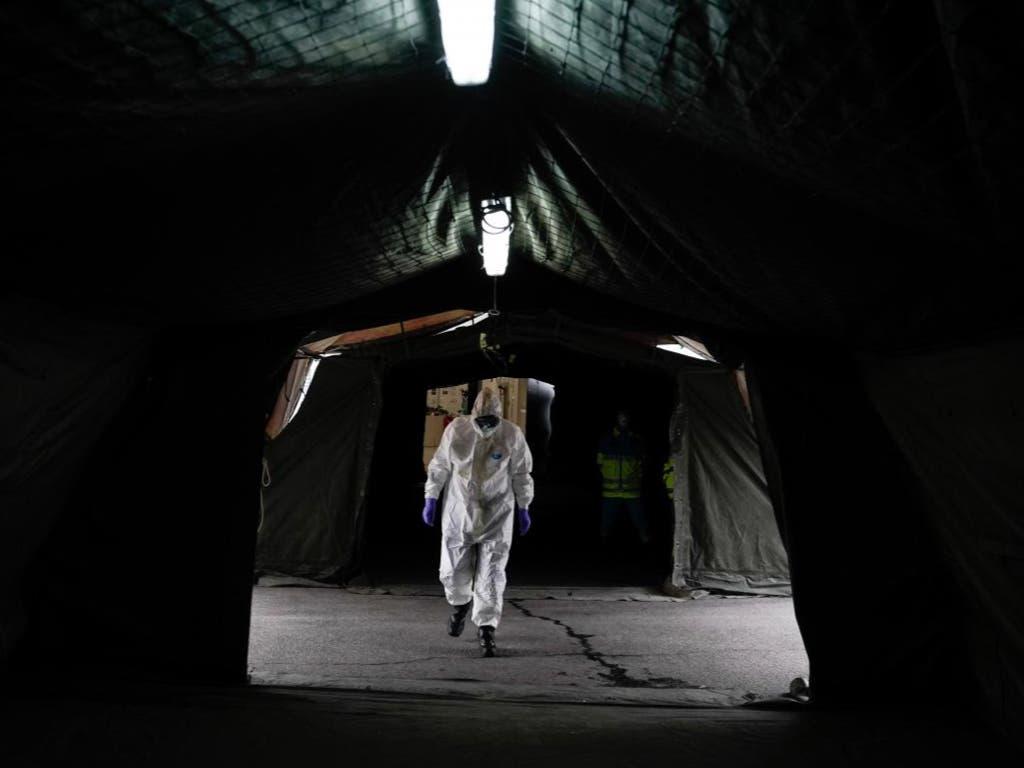 Coronavirus: España supera los 10.000 muertos con 950 fallecidos en un día