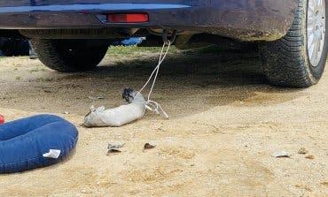 La Policía de Coslada evita el suicidio de una persona dentro de un coche