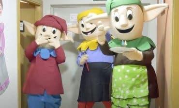 Los Guachis reaparecen para enviar un mensaje a los niños de Torrejón