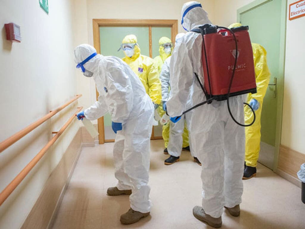 Bajan a 301 las muertes por coronavirus en España en 24 horas