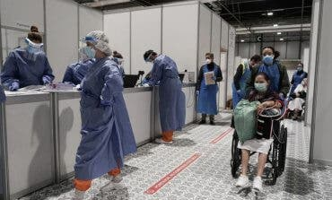 La OMS felicita a Madrid por el hospital de Ifema: «Es increíble»