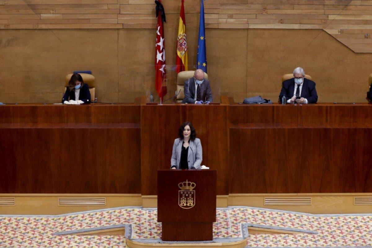 La Justicia decidirá si hay elecciones en Madrid o moción de censura