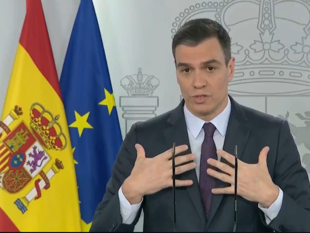 Sánchez anuncia paseos en familia y deporte en la calle desde el próximo sábado