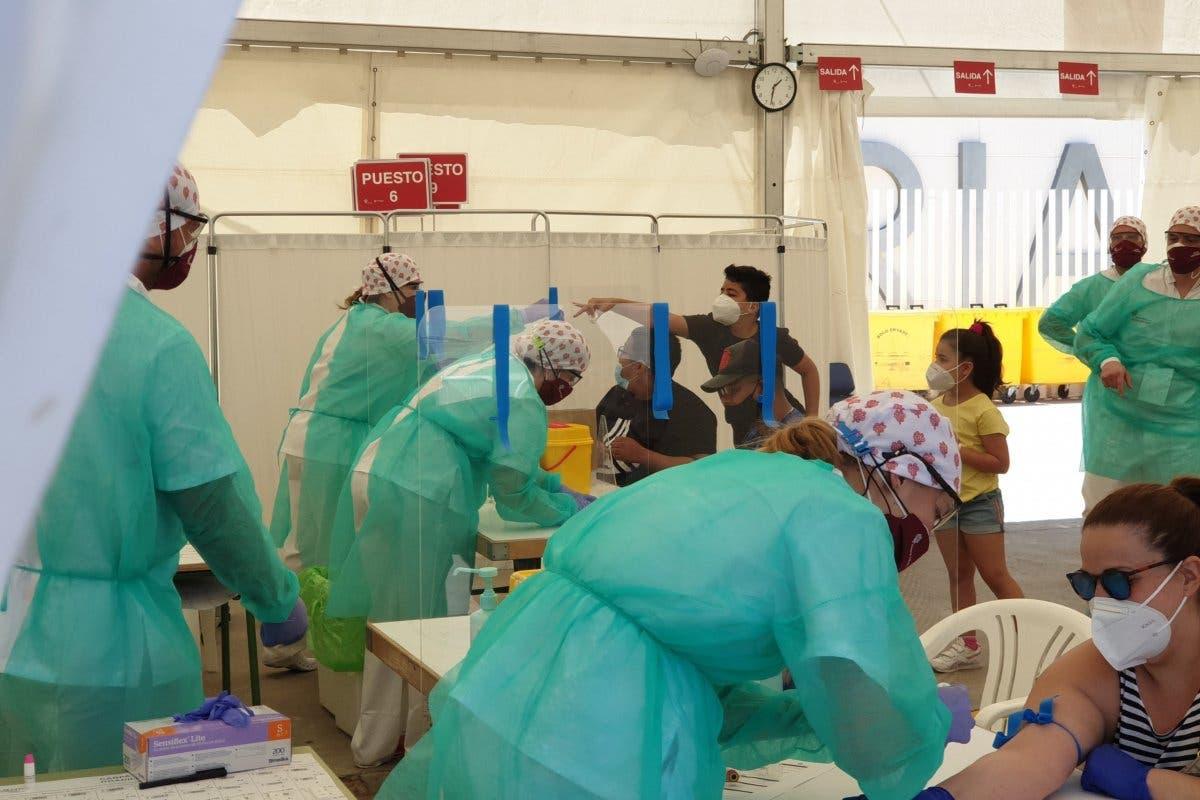 Test de coronavirus en Torrejón de Ardoz: Lunes, apellidos que empiecen porH, I, J, K, L y M
