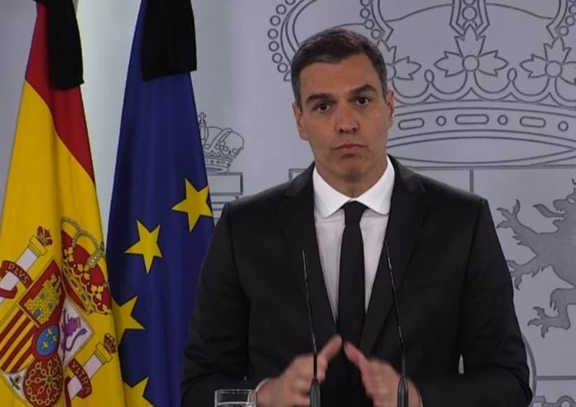 Sánchez anuncia una última y definitiva prórroga del estado de alarma