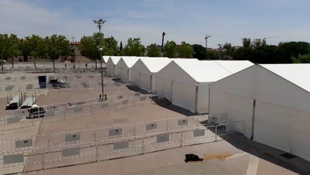 Confirmado: Torrejón de Ardoz comenzará este viernes a realizar test de coronavirus