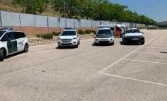 Amplio dispositivo en Villalbilla para localizar a un menor desaparecido