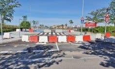 Rivas cierra una calle al tráfico para facilitar los paseos permitidos