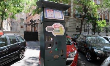 Los parquímetros de Madridvolverán a cobrar a partir del lunes