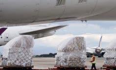 Llegan dos nuevos aviones de Ayuso cargados de material sanitario