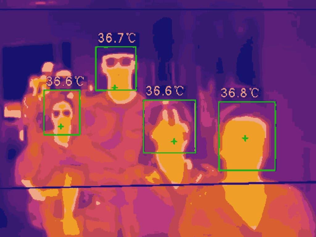 Azuqueca instalarácámaras termográficas para medir la temperatura en los edificios municipales
