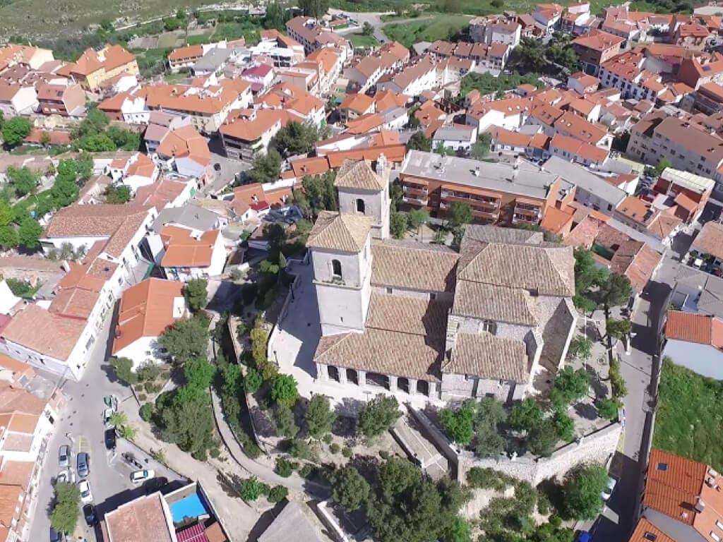 Campo Real vigila con drones que se cumple el confinamiento