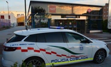 Detenidos en Coslada tras robar instrumentos musicales en un colegio