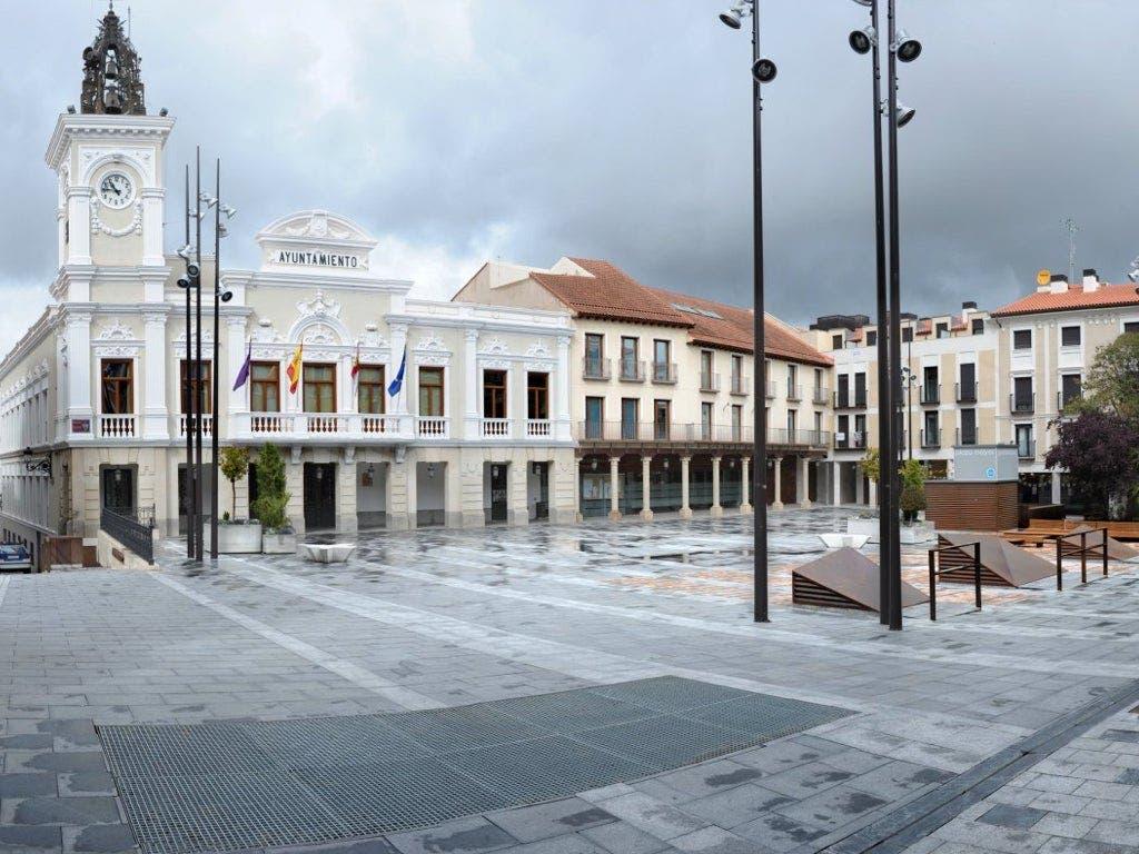 El reloj de la Plaza Mayor de Guadalajara no dará las campanadas este año