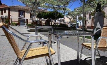 Meco amplía el espacio para las terrazas al aire libre y elimina la tasa