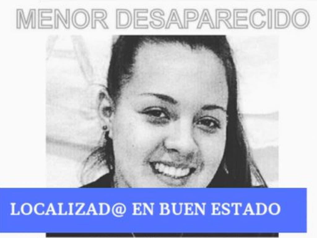 Localizada la menor de 16 años desaparecida en Torrejón de Ardoz