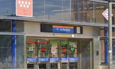 Muere el hombre que sufrió un infarto en el Metro de Coslada