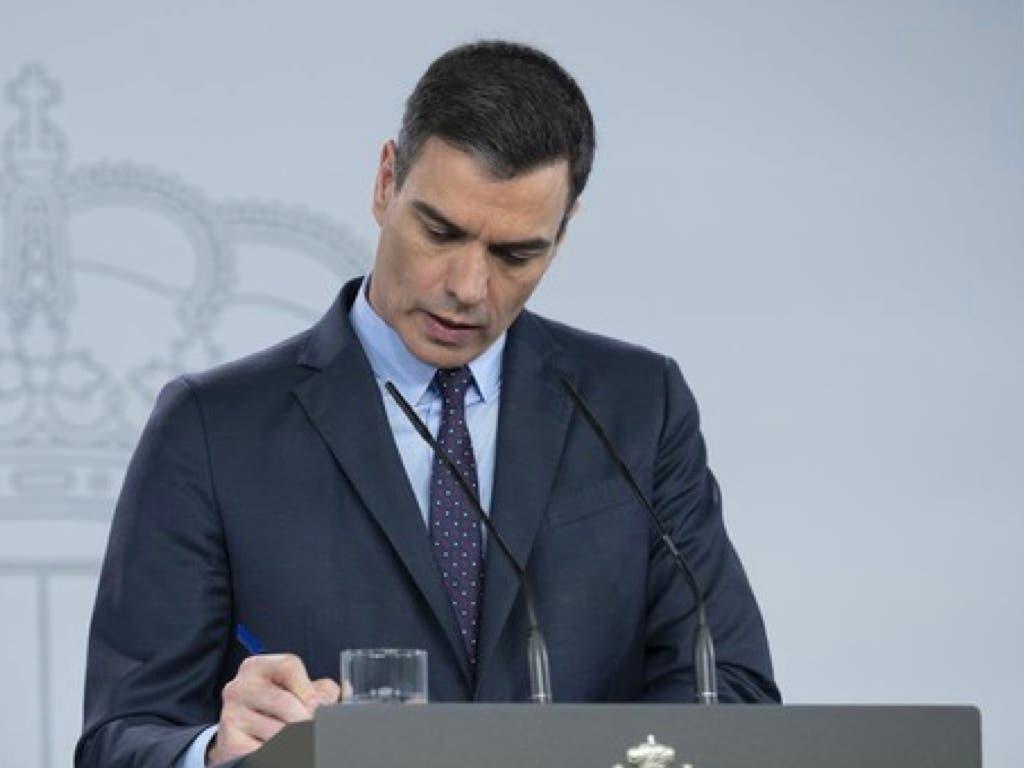 Pedro Sánchez decretará este viernes el estado de alarma en Madrid