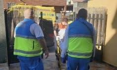 Un vecina de Loeches da a luz a su sexto hijo en una ambulancia