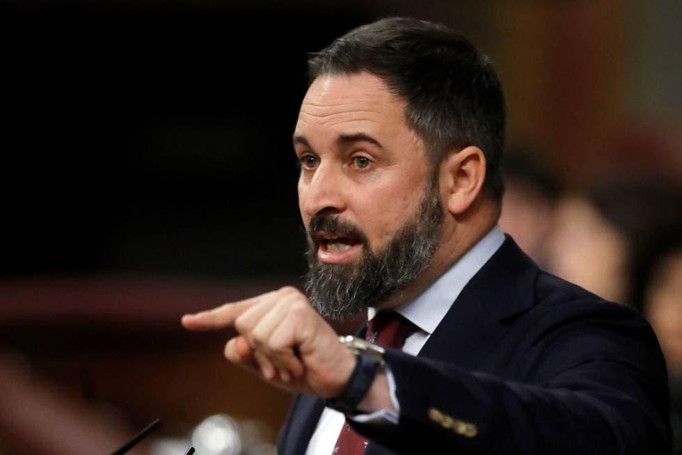 Vox propone hacer controles de drogas a los diputados en el Congreso