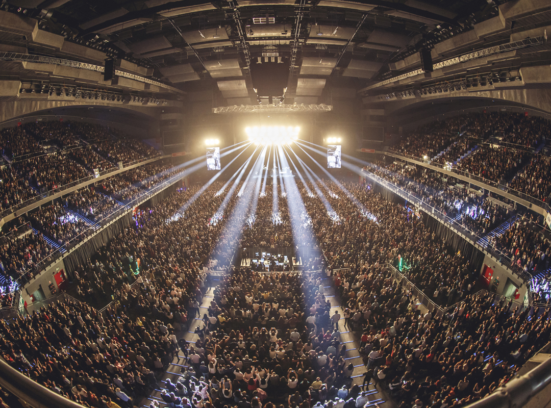 El WiZink Center reabre sus puertas con un concierto de Loquillo