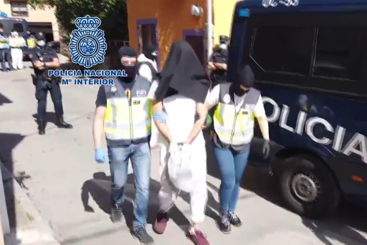 Ingresa en prisión un yihadista detenido en Madrid: «Gracias Alá por el coronavirus»