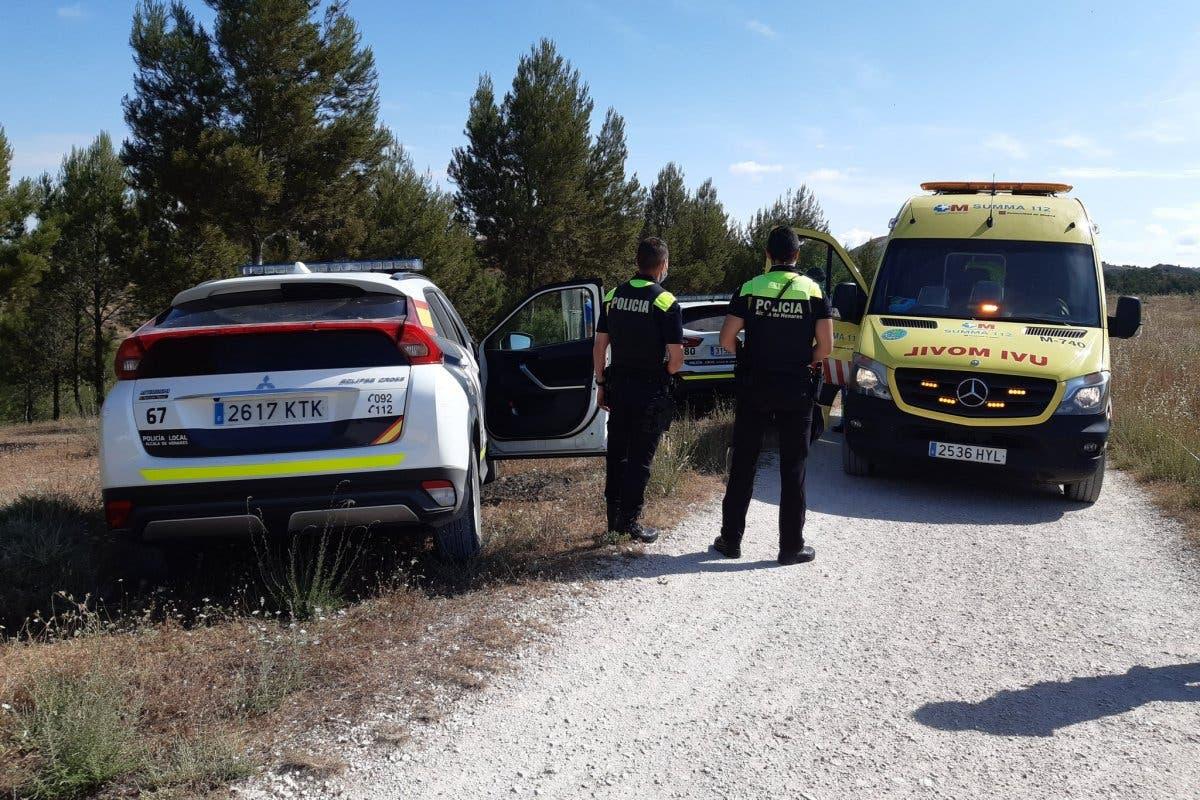 Alcalá de Henares: Un hombre sufre un infarto en el Parque de los Cerros