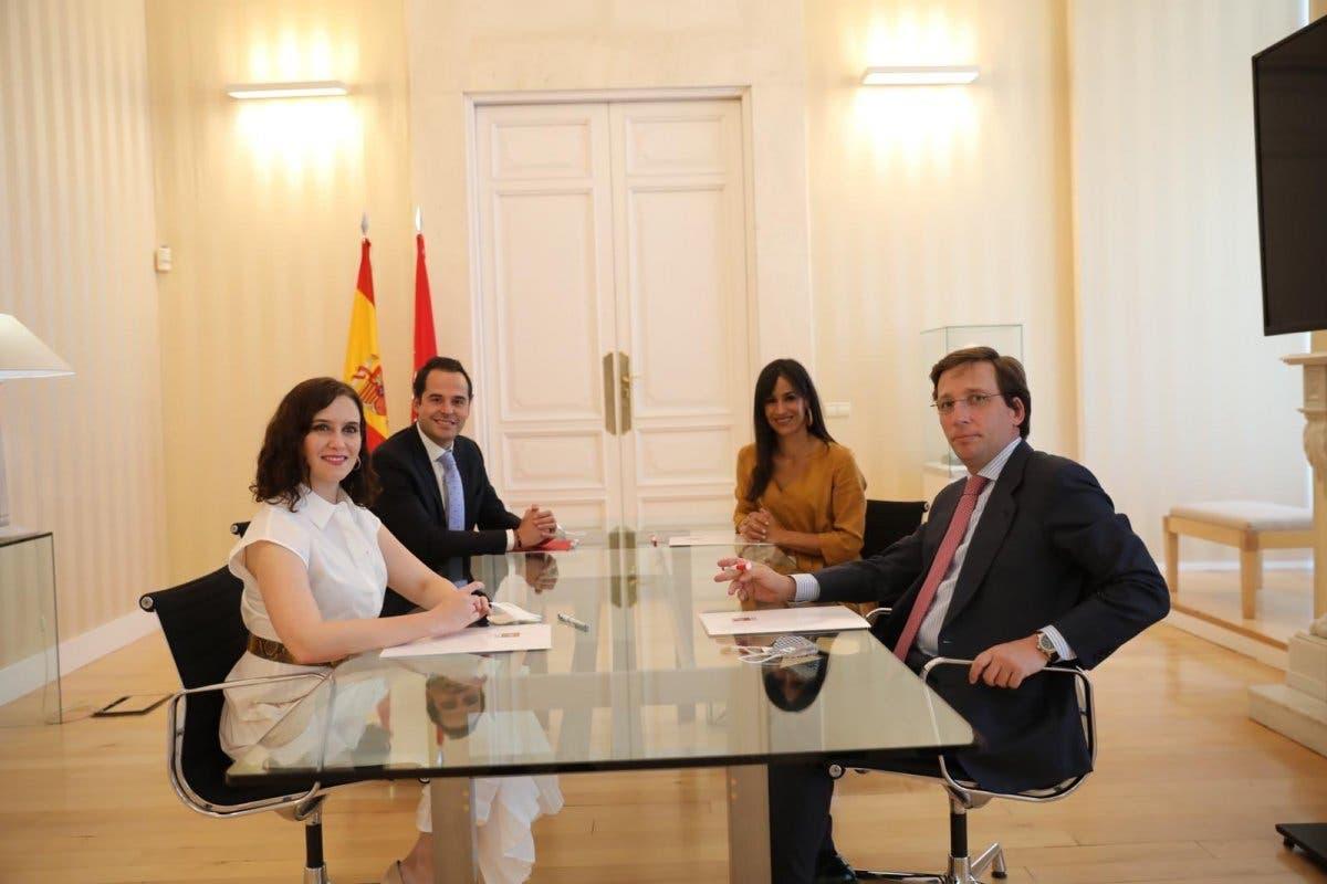 La Comunidad de Madrid presentará este viernes las medidas para la nueva normalidad