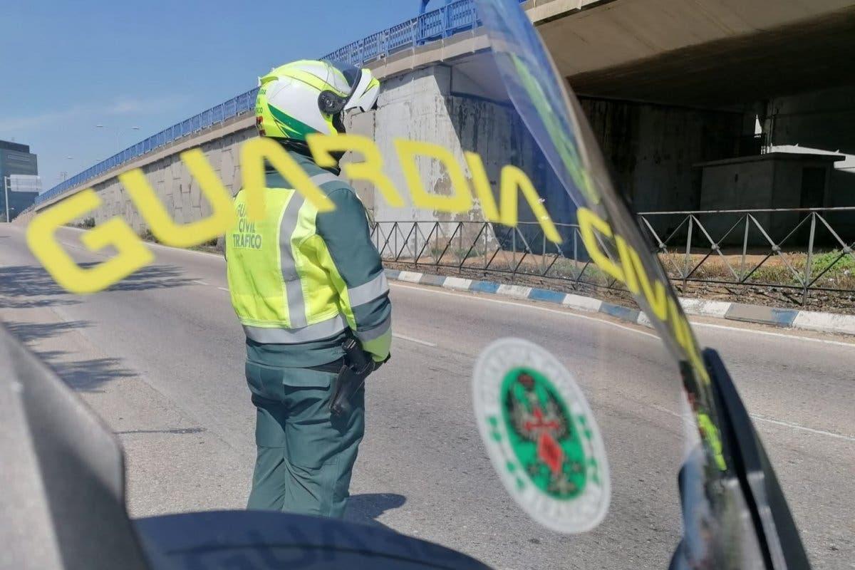 Interceptado en la A2 un camionero búlgaro que circulaba con documentación falsificada