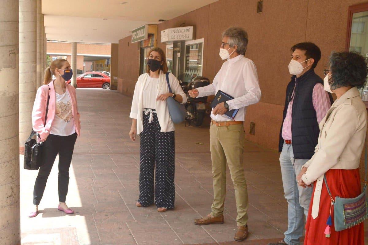 Alcalá de Henares: Reclaman ayudas para que comerciantes puedan adquirir material de protección