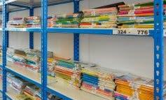 Torrejón de Ardoz vuelve a poner en marcha el intercambio de libros de texto
