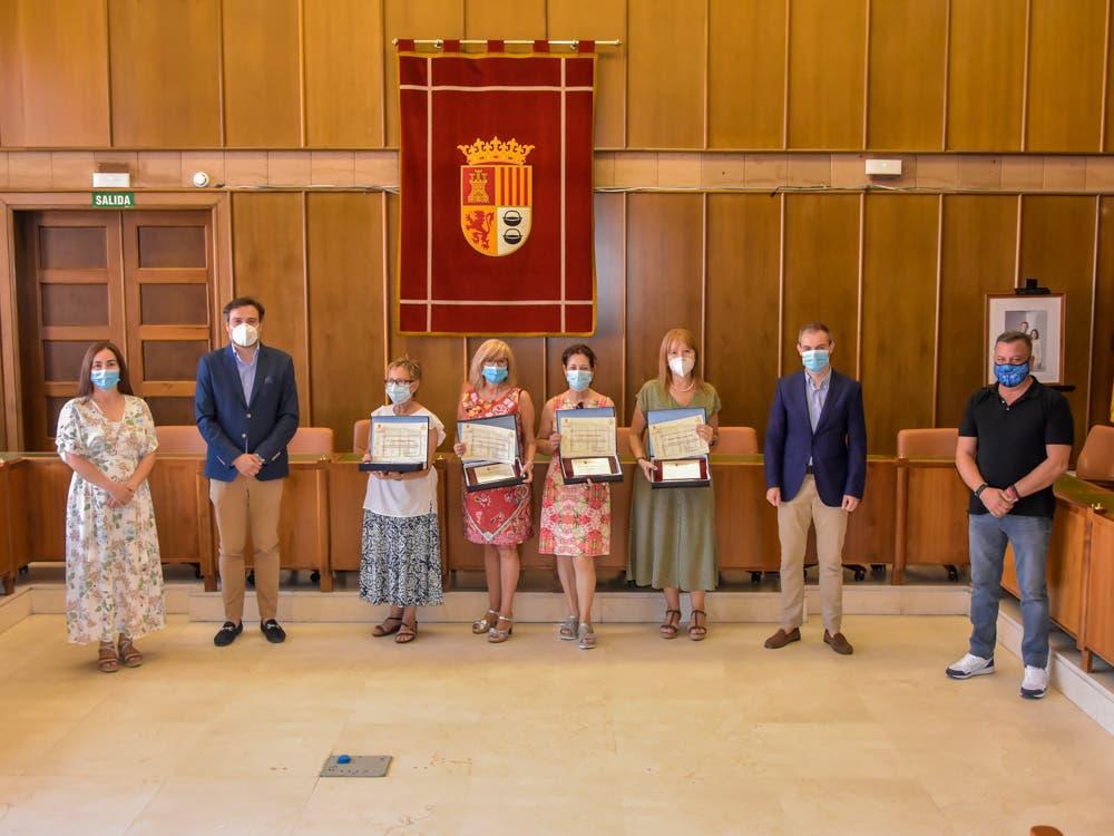 Torrejón de Ardoz rinde homenaje a los profesores que se jubilan este curso