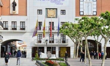 Las peñas de Torrejón de Ardoz llenarán los balcones del Ayuntamiento con sus pañuelos
