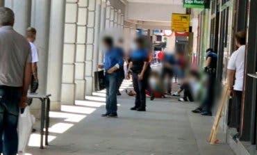 Cinco detenidos tras una pelea con arma blanca en Torrejón de Ardoz