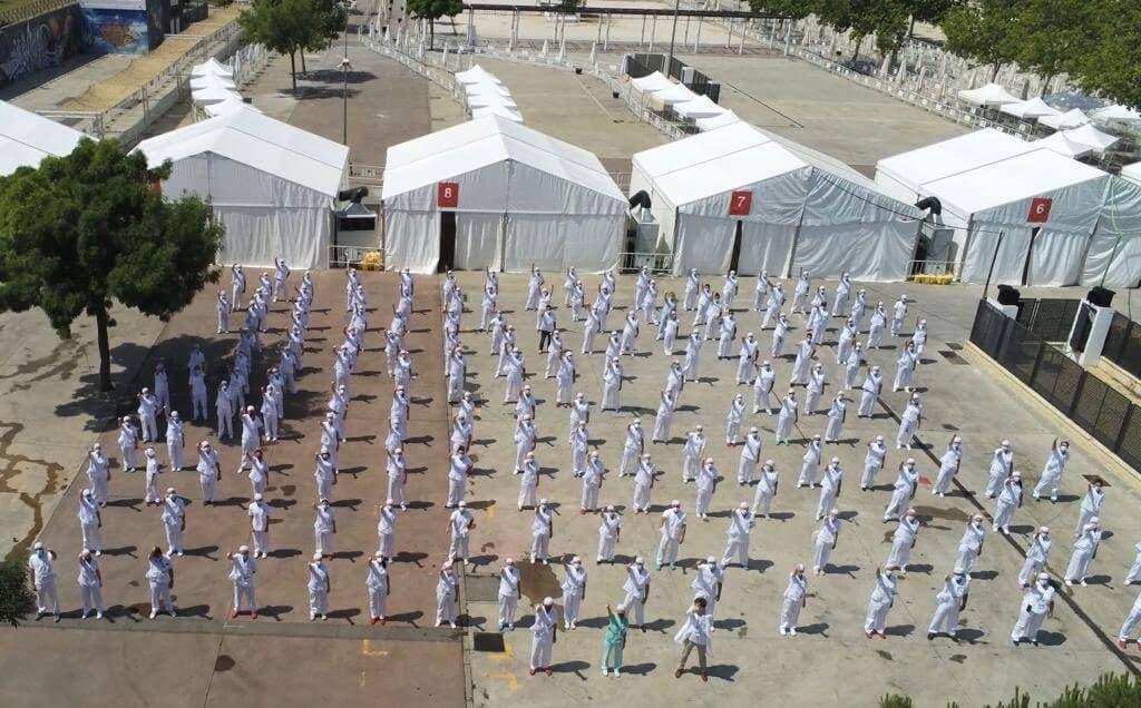 Más de 100.000 test realizados en Torrejón de Ardoz durante seis días