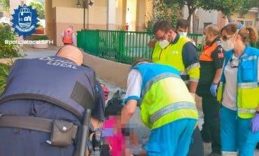 Una reyerta entre dos niños deja a uno inconsciente en San Fernando de Henares