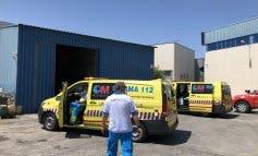 Muere un hombre golpeado por la pala de laretroexcavadora que reparaba en Griñón