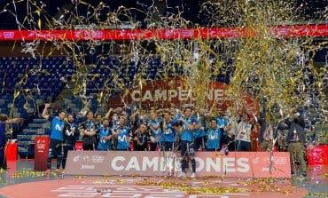 El Movistar Inter de Torrejón de Ardoz se proclama campeón de Liga