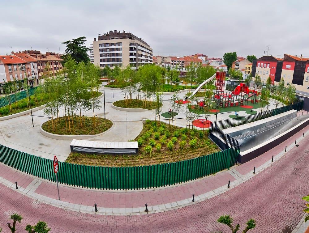 Torrejón de Ardoz reabre el próximo miércoles todos los parques menos el Parque Europa