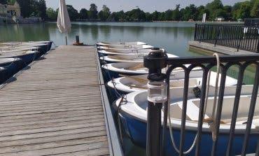El embarcadero del parque del Retiro reabre esta semana con nuevas medidas de seguridad